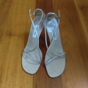 Calvin Klein Strappy Dress Sandal